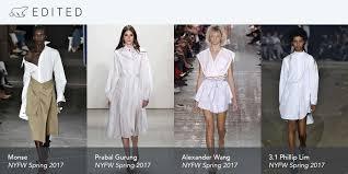 new york u0027s big spring 2017 trends edited