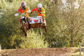 sidecar motocross racing high hopes for irish sidecar duo enduro racing in ireland