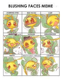 Blush Meme - blush meme feliks version by cactuscandle on deviantart