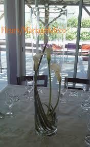 Vase Pour Composition Florale Décoration De Table Fleurs U0026déco