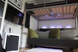 hochbett mit sofa drunter mit zeigt eure zimmerwohnung auf der - Hochbett Mit Sofa Drunter
