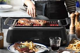 cuisine philips philips smokeless infrared grill