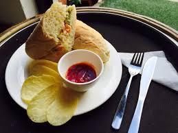Beautiful Coffee Sandwitch Picture Of Beautiful Coffee Nepal Cafe Patan