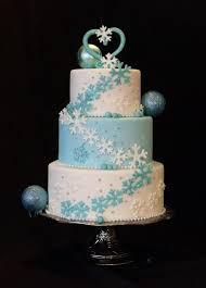 52 best frozen cake ideas images on pinterest snowflake wedding