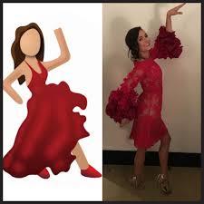 celebrities who looked like the dancing emoji