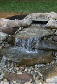 Small Backyard Ponds And Waterfalls by 39 Best Pondless Waterfall Images On Pinterest Backyard Ideas