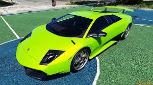 Lamborghini Murcielago 2016 - lamborghini murcielago lp 670 4 sv 2010 v1 0 for gta 5 zagruzka