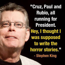 Stephen King Meme - amerinz blog the birth of a meme