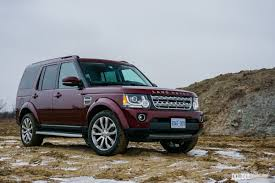 red land rover lr4 2016 land rover lr4 hse review doubleclutch ca