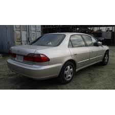 1999 honda accord silver 1999 honda accord lx parts car silver with brown interior 4
