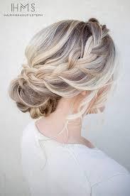 Hochsteckkurzhaarfrisuren Geflochten by 22 Gorgeous Braided Updo Hairstyles Color Magic
