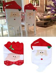 online get cheap dining chair cover christmas aliexpress com