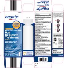 Shampoos For Hair Growth At Walmart Equate Hair Regrowth Treatment For Men Solution Wal Mart Stores Inc