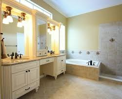 Dover White Walls by Dover White Paint With Venetian Gold Granite Bathroom Traditional