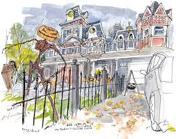 halloween the seattle sketcher seattle times