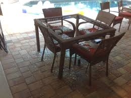 Martha Stewart Patio Furniture by Patio Set 3 Piece Beauteous Furniture Feet Replacement Renate