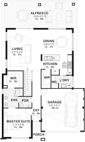 Narrow Lot House Plans 100 Narrow Lot House Plans Rear Garage Frame House Plans
