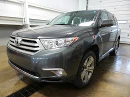toyota 4wd pre owned 2013 toyota highlander limited sport utility in