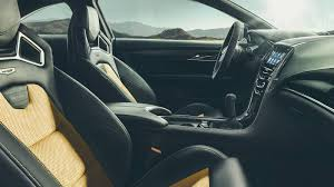 Cadillac Ats Coupe Interior New 2017 Cadillac Ats V Coupe From Your Merrillville In Dealership
