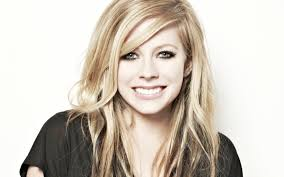 avril lavigne 414 wallpapers avril lavigne smile mouth hair joy wallpaper celebrities