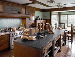 mission style oak kitchen cabinets 6 elements of a craftsman style kitchen