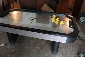 Air Hockey Coffee Table Air Hockey Table Coon Rapids Estate Moving Sale K Bid