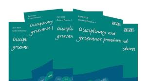 disciplinary procedures 10 common breaches of the acas code of