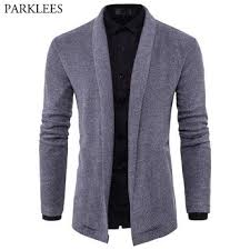 shop men u0027s cardigan shawl sweater on wanelo