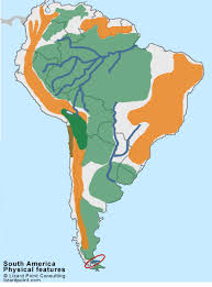 america and america map quiz test your geography knowledge south america physical features
