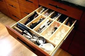 kitchen drawer organization ideas kitchen drawer organizer for kitchen drawer organizer