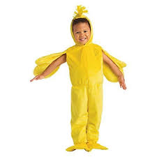 peanuts woodstock toddler deluxe costume size 2 3t halloween