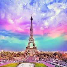 Eiffel Tower Garden Decor 5d Eiffel Tower Diamond Painting Full Round Home Decor Diamond