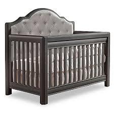 Pali Convertible Crib Pali Cristallo Royal 4 In 1 Convertible Crib In Granite Bed