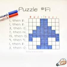 30 binary puzzle printables u2022 the science kiddo