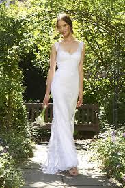 miller wedding dress weddinginspirasi scalloped edge vneck lace gown miller