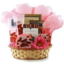 Spa Gift Basket Ideas Amazon Com Pamper Me Pink Spa Gift Basket Gourmet Candy