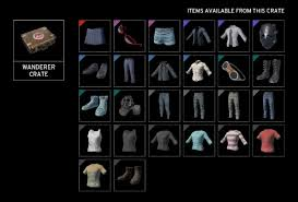 pubg requirements how pubg crates work items cosmetics and crate keys explained