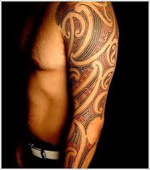 3d maori tribal ideas for on sleeve tribal tattoos for