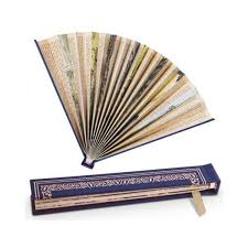 folding fan vintage book folding fan new york historical society