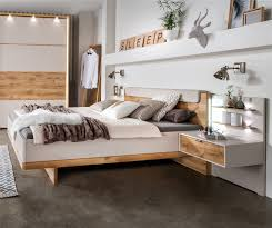 Contemporary Bed Frames Uk Contemporary Designer Beds Hypnos By Stylform Champagne U0026 Oak
