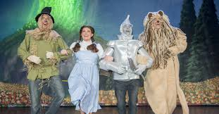 Oz Curtain Behind The Curtain At The Wizard Of Oz Jefferson Public Radio