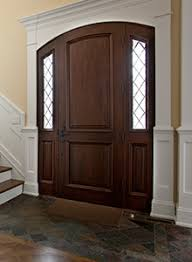 Solid Wooden Exterior Doors Solid Wood Entry Doors From Doors For Builders Exterior Wood