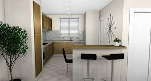 cuisine ouverte sur s駛our decoration interieur dune cuisine galerie cour arri re in