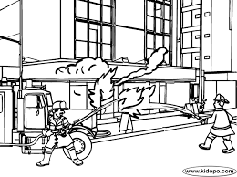 fire truck coloring pages 13055 bestofcoloring