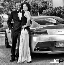 aston martin classic james bond james bond theme couples portraits with an aston martin v8 vantage