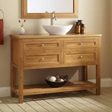 Unfinished Wood Vanity Table Cabinet Beautiful Unfinished Maple Wood Vanity Table Stand For