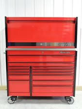 Tool Box Top Hutch Snap On Hutch Other Automotive Tool Storage Ebay