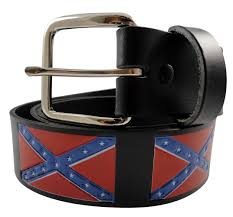 Confederate Flag Rear Window Decal Confederate Rebel Flag Belt With Buckle