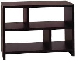 convenience concepts console table convenience concepts bookend brown modern console table furniture