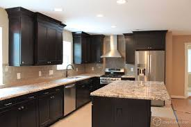 kitchen and cabinets by design dayton birch sable mission kitchen cabinets from cliqstudios com